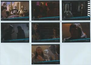 2013-Topps-Star-Wars-Galactic-Files-Series-2-The-Weak-Minded-7-Card-Set