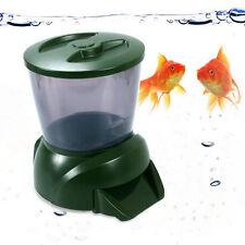 4.25L Food Hopper LCD Display Digital Automatic Pond Fish Tank Aquarium Feeder