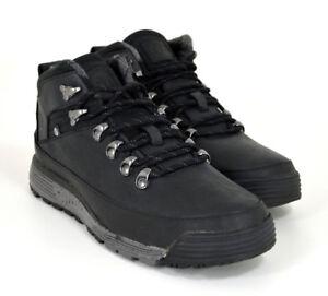 Element-Donnelly-Boots-Winterschuh-Black-Premium-gefuettert-Stiefel-Neu