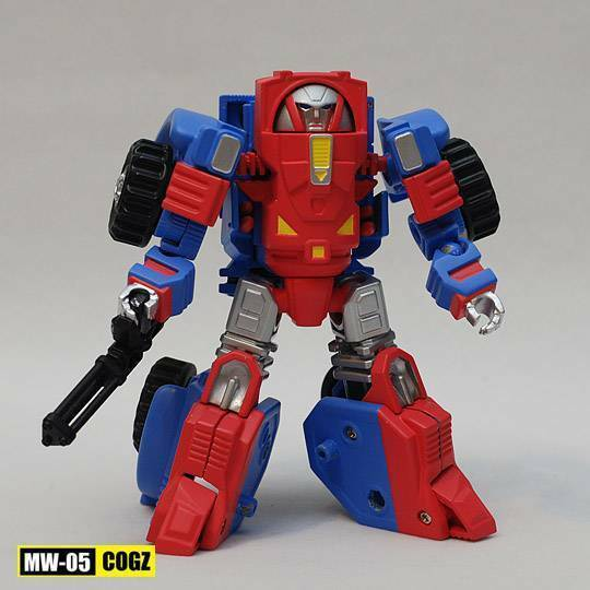 [Toys Hero] In Hand Transformers IGear MW-05 MW05 Cogs Cogz