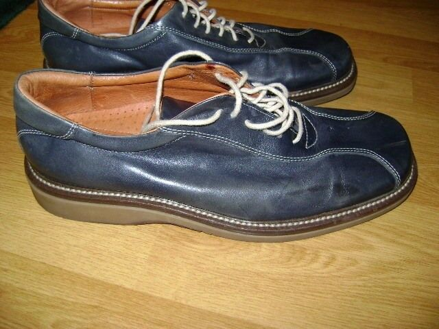 ALDO leather lace oxford Sz 9 M EU 42  RELAXED LEATHER