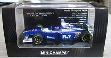 F1 1/43 WILLIAMS FW19 RENAULT VILLENEUVE WORLD CHAMPION 1997 MINICHAMPS