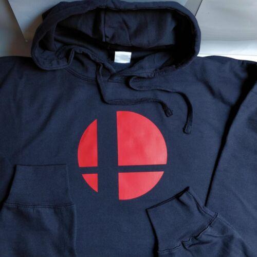Smash Bros Inspired Emblem Hooded Sweater Hoody