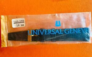 Universal Geneve Nos Strap Rose Buckle - 18.5-16mm