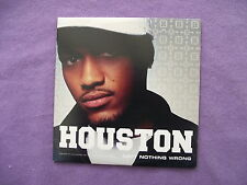 Houston - Ain't Nothing Wrong. Promo CD Single