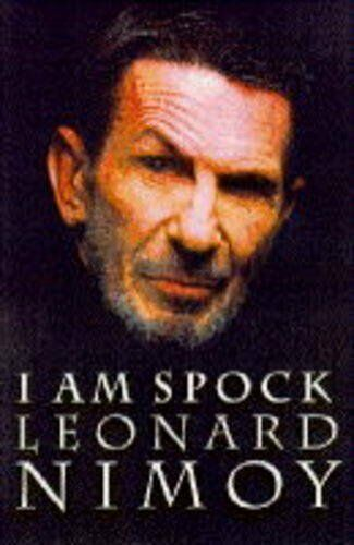1 of 1 - I am Spock by Nimoy, Leonard 0712676910 The Cheap Fast Free Post