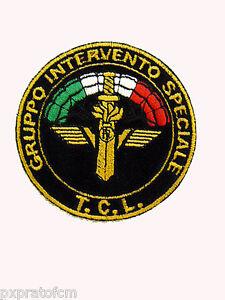 Caricamento dell immagine in corso Patch-Carabinieri-GIS-TCL-Paracadutisti- Tricolore-Militare-Toppa- d575c861cf8b