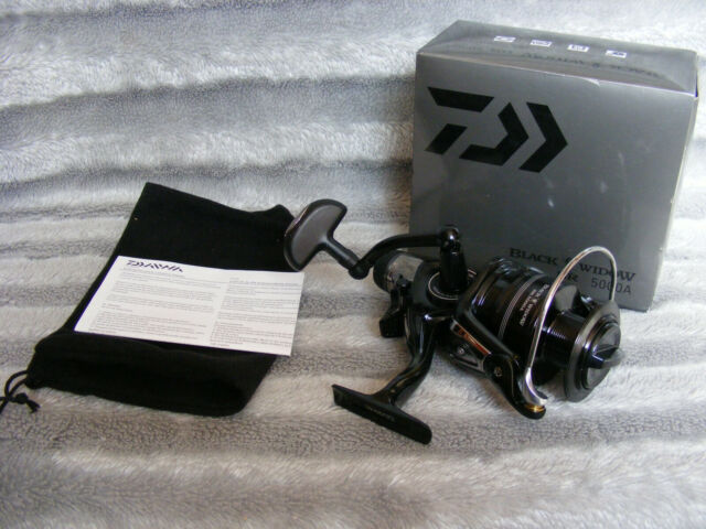 5000A Moulinet Carpe Daiwa Black Widow BR 3500A