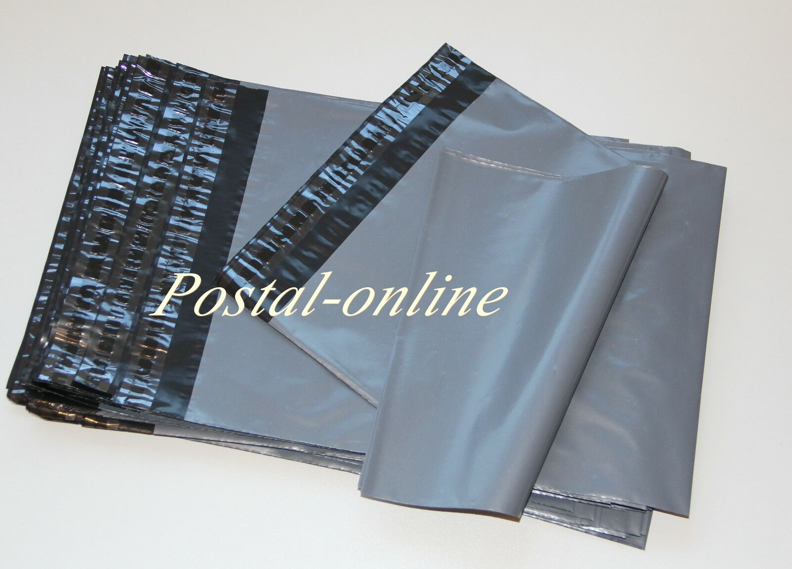 GREY Postal Postage Mailing Poly Bags 24 x 36 600x 900 10 20 50 100 200 500 1000