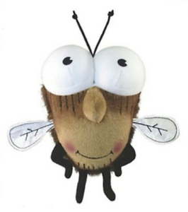 Doll-Fly-Guy-Soft-Plush-beanbag-Stuffed-Toy-8-034-Flyguy-from-Tedd-Arnold-books