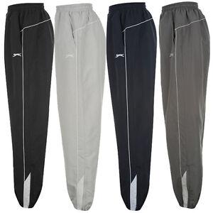 Slazenger-Pantalon-de-Survetement-S-M-L-XL-2XL-3XL-4XL-Ch-Jogging-Sport-Neuf