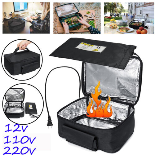 PE Home Warmer Heating Bags Oven Instant Electric Lunch Bag Food Heater