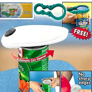 Fun-Automatic-Opener-Electric-One-Touch-Auto-Can-Jar-Tin-No-Hand-Battery-Operted