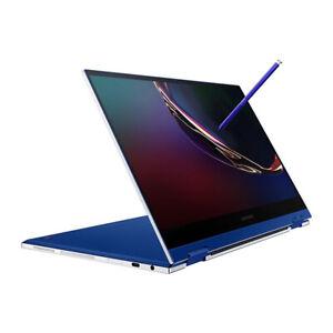 "Samsung Galaxy Book Flex 15.6"" QLED Laptop i7-1065G7 16G 512GB / NT950QCG-X716"