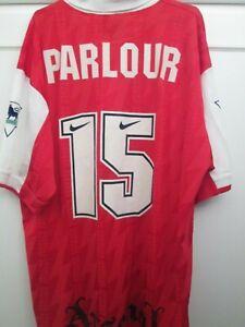Arsenal 1993-1995 Parlour Home  Football Shirt XXL /15615