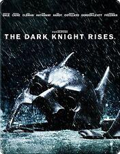 The Dark Knight Rises Steelbook - FSK 12 - Blu-Ray