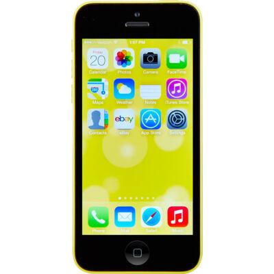Smartphone   Apple iPhone 5c   - 16GB  -     -   GELB     ;     - ohne Simlock -
