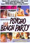 Psycho Beach Party 0712267990023 With Nicholas Brendon DVD Region 1