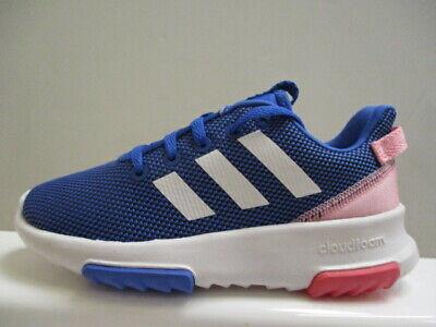 adidas Racer Trainers Child Girls UK 12 US 12.5K EUR 30.5 REF 5825 | eBay