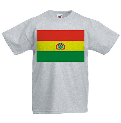 Malawi Kid/'s T-Shirt Country Flag Map Top Children Boys Girls Unisex