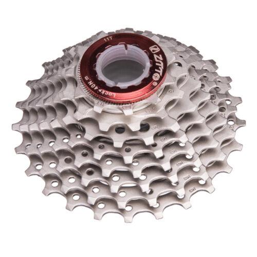 Steckkranz Fahrrad 8-fach Kassette Zahnkranz 11-25 Zähne für Mountainbike
