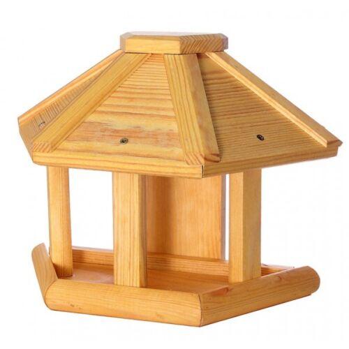 """Futterhaus """"Osten"""" für Wandmontage Vogelfutterhäuschen Vogelhaus Vogelhäuschen"""