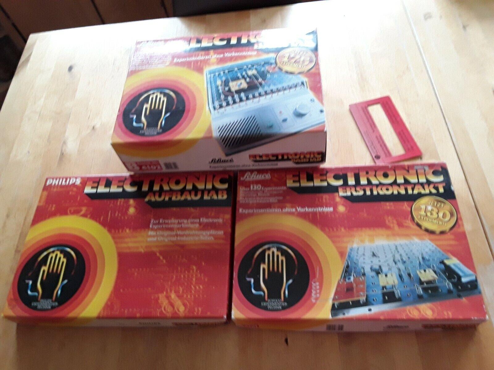 SCHUCO ELECTRONIC  BASIS LAB B 6102 Baukasten