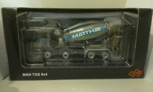 NZG-Man-tgs-8x4-conduccion-mezclador-Matthai-1-50-OVP-Art-no-773-02