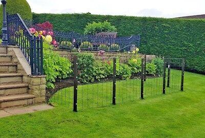 FlexiPanel Garden Pet Dog Barrier Fencing Fence Pen,Run or ...
