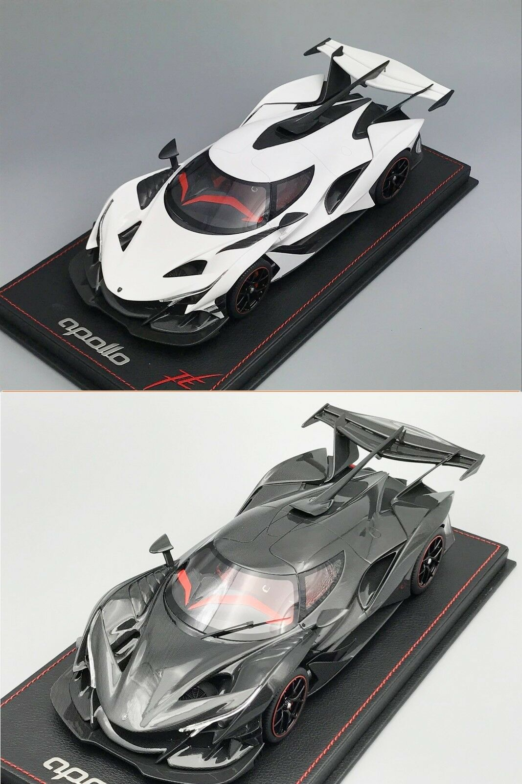 Apollo Intensa Emozione AIE Red, White, Carbon, bluee - Ltd 50 pcs Peako 1 18