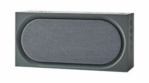 Bluetooth Lautsprecher BOX grau 15W + USB Wireless Speaker