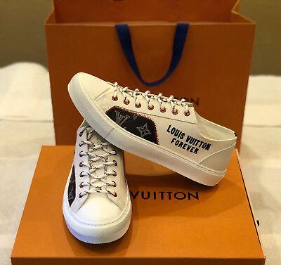 Louis Vuitton Tattoo Sneaker 9US Rare