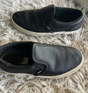 Wall Leather Canvas Skate Shoes Size