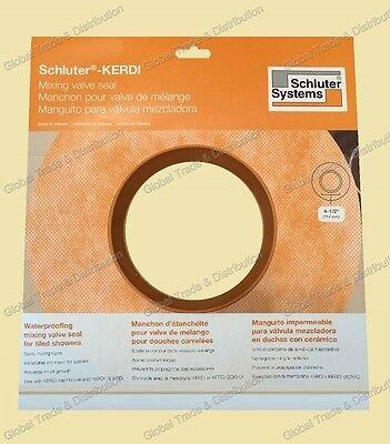 "Schluter Systems Kerdi Seal MV Mixing Valve Seal 4-1//2/"" KMSMV235114"