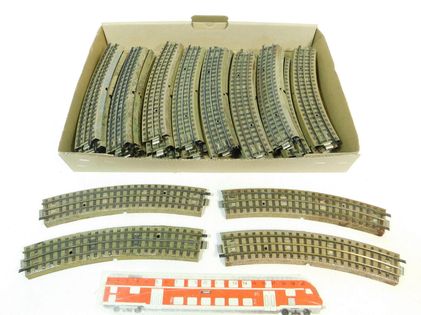 BR626-2 x Märklin H0  00  Ac Piezas de vía Carril M PISTA para 3600 800 2.