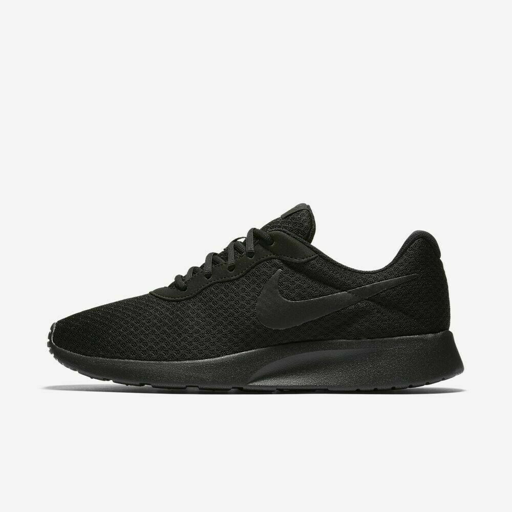 MEN'S NIKE TANJUN SHOES black anthracite 812654 001