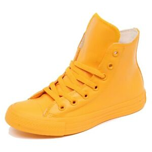 converse all star rubber yellow