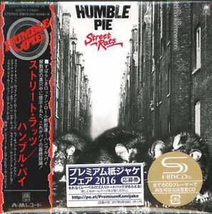 HUMBLE-PIE-STREET-RATS-JAPAN-MINI-LP-SHM-CD-Ltd-Ed-G00