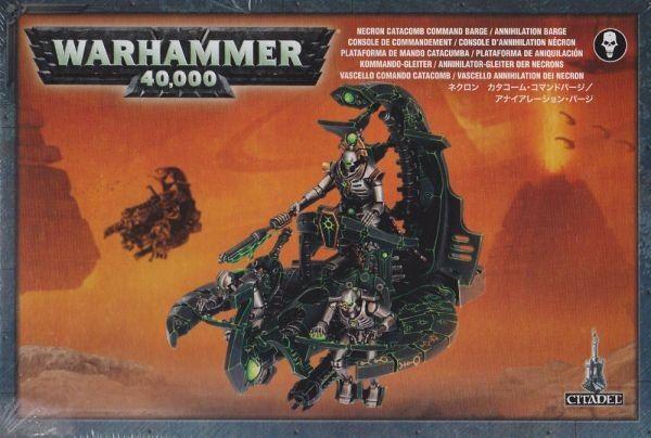 solo per te Necron Comuomodo Aliante Annihilator Aliante Necron Warhammer 40.000 GW GW GW  vendita online risparmia il 70%