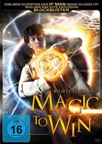 1 von 1 - DVD/ Magic to Win - Believe it or not !! NEU&OVP !!