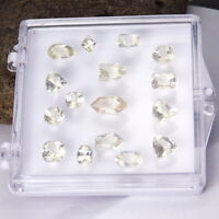 Golden Oregon Sunstone 14.50ct Tw Jewelry Box-as Sorted Cuts