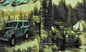 North-River-Outfitters-Men-039-s-Vintage-Truck-shirt-Large-14-16
