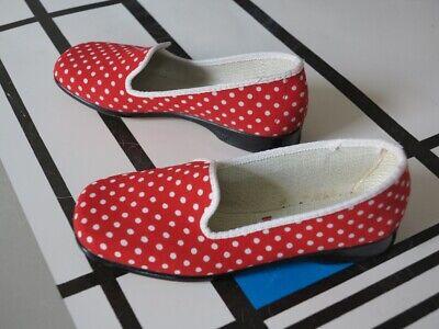 Pietra Pantofole Volare Fungo Scarpe 70er True Vintage 70s Children Shoes 30 Nos-mostra Il Titolo Originale Materiali Accuratamente Selezionati
