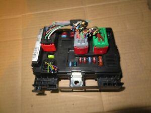 image is loading peugeot-206-bsm-under-bonnet-fuse-box-module-