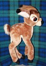 Vintage Sears Plush Bambi Disney Movie Cartoon Posable Deer free shipping USA