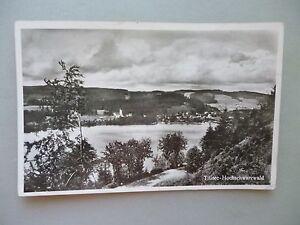Ansichtskarte-Titisee-Hochschwarzwald-1947