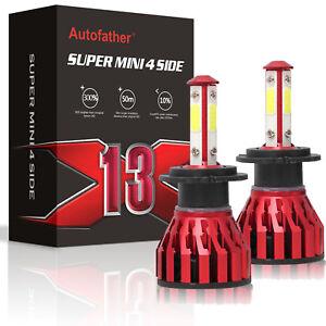 500W-80000LM-H4-H7-H11-Car-CREE-LED-Conversion-Headlight-Bulb-KIT-Canbus-6000K