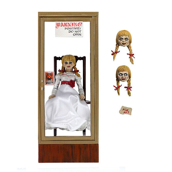 NECA The Conjuring Univers Ultimate Annabelle Action Figurine