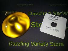 10 x Ascot 75W 240V E27 ES R95 Mirror Yellow  Silvered Light Bulb Lamp UK Seller