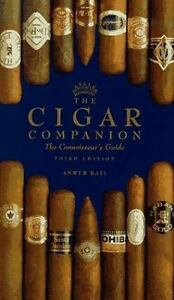 The-Cigar-Companion-The-Connoisseur-039-s-Guide-Third-Edition-By-Anwer-Bati-New